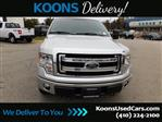 2014 F-150 SuperCrew Cab 4x4, Pickup #L1110B - photo 3