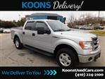 2014 F-150 SuperCrew Cab 4x4, Pickup #L1110B - photo 4