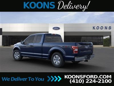 2020 Ford F-150 Super Cab 4x4, Pickup #L1168 - photo 2
