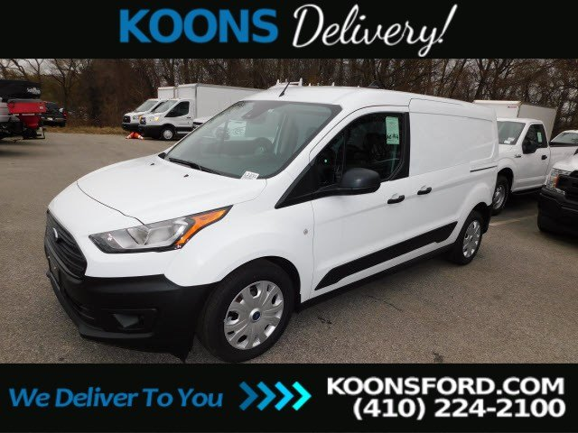 2020 Ford Transit Connect FWD, Empty Cargo Van #L1232 - photo 1