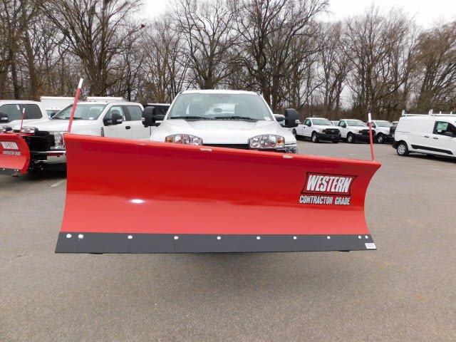 2020 Ford F-350 Super Cab 4x4, Western Snowplow Pickup #L1236 - photo 3