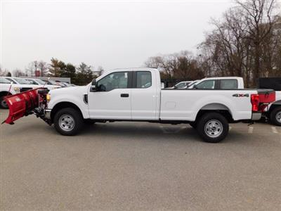 2020 Ford F-350 Super Cab 4x4, Western Snowplow Pickup #L1236 - photo 5