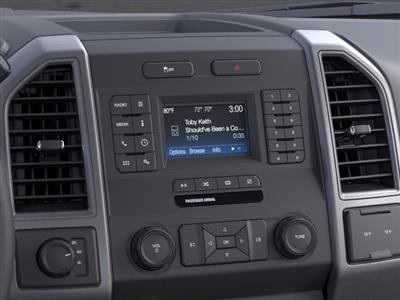 2020 Ford F-350 Super Cab 4x4, Western Snowplow Pickup #L1236 - photo 14