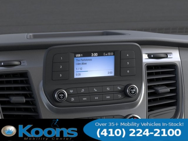 2020 Ford Transit 350 Med Roof 4x2, Passenger Wagon #L1274 - photo 14