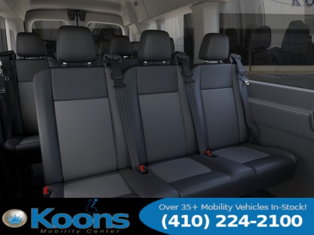 2020 Ford Transit 350 Med Roof RWD, Passenger Wagon #L1275 - photo 11