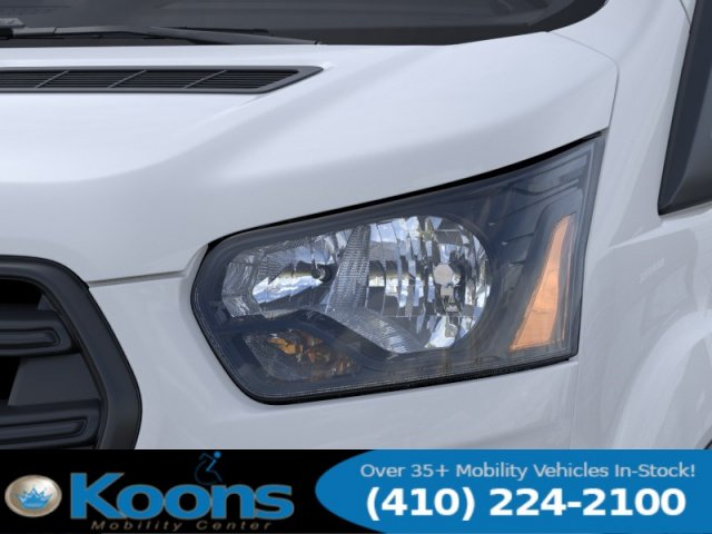 2020 Ford Transit 350 Med Roof RWD, Passenger Wagon #L1275 - photo 18