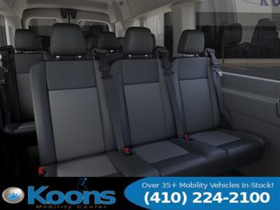 2020 Ford Transit 350 Med Roof 4x2, Passenger Wagon #L1276 - photo 11