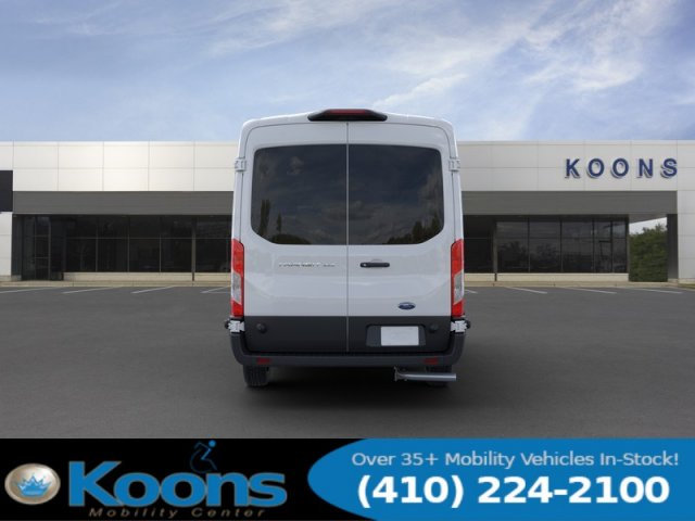2020 Ford Transit 350 Med Roof RWD, Passenger Wagon #L1277 - photo 5