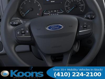 2020 Ford Transit 350 Med Roof RWD, Passenger Wagon #L1277 - photo 12