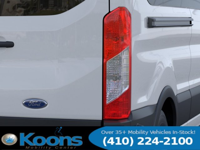 2020 Ford Transit 350 Med Roof RWD, Passenger Wagon #L1279 - photo 21