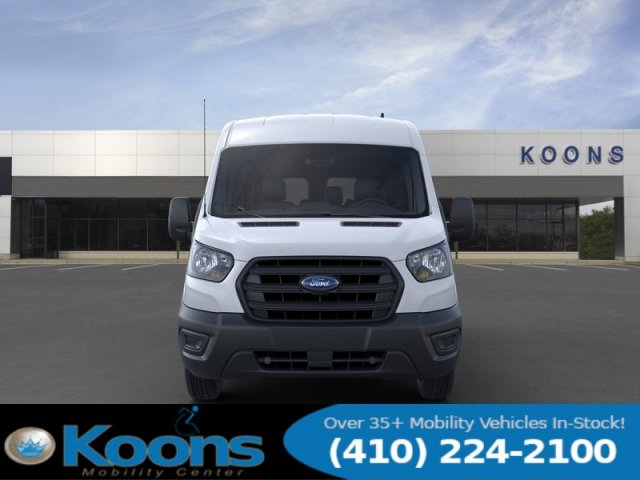 2020 Ford Transit 350 Med Roof RWD, Passenger Wagon #L1279 - photo 6