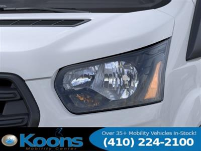 2020 Ford Transit 350 Med Roof RWD, Passenger Wagon #L1279 - photo 18