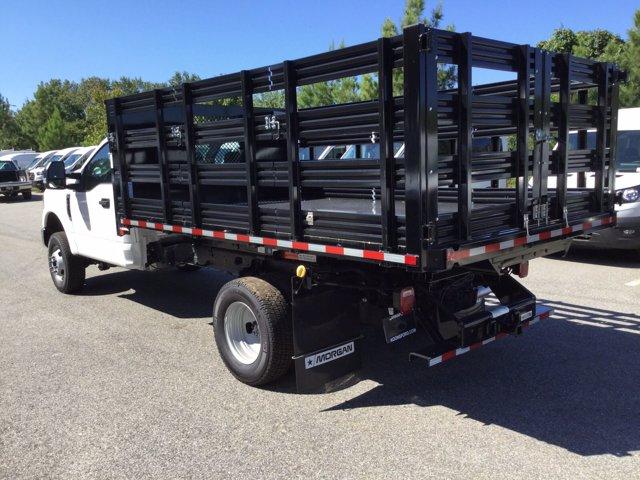 2020 Ford F-350 Regular Cab DRW 4x4, Morgan Stake Bed #L1298 - photo 1