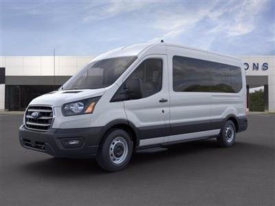 2020 Ford Transit 350 Med Roof 4x2, Passenger Wagon #L1302 - photo 1