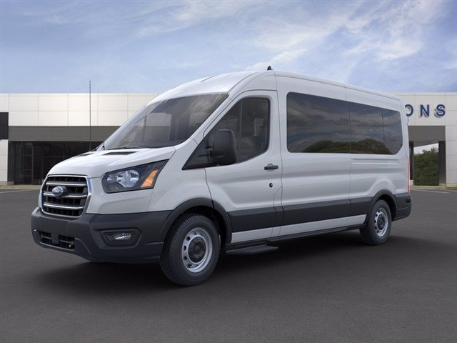 2020 Ford Transit 350 Med Roof 4x2, Passenger Wagon #L1332 - photo 1