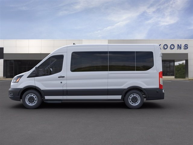 2020 Ford Transit 350 Med Roof RWD, Passenger Wagon #L1332 - photo 4
