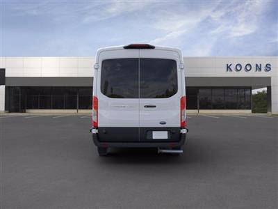 2020 Ford Transit 350 Med Roof RWD, Passenger Wagon #L1332 - photo 5