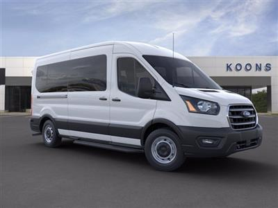 2020 Ford Transit 350 Med Roof RWD, Passenger Wagon #L1332 - photo 7