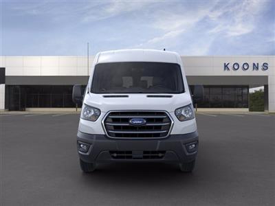 2020 Ford Transit 350 Med Roof 4x2, Passenger Wagon #L1350 - photo 2
