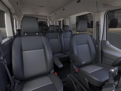 2020 Ford Transit 350 Med Roof 4x2, Passenger Wagon #L1369 - photo 10