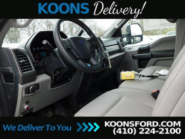 2020 Ford F-450 Regular Cab DRW 4x4, Morgan Dump Body #L1413 - photo 8
