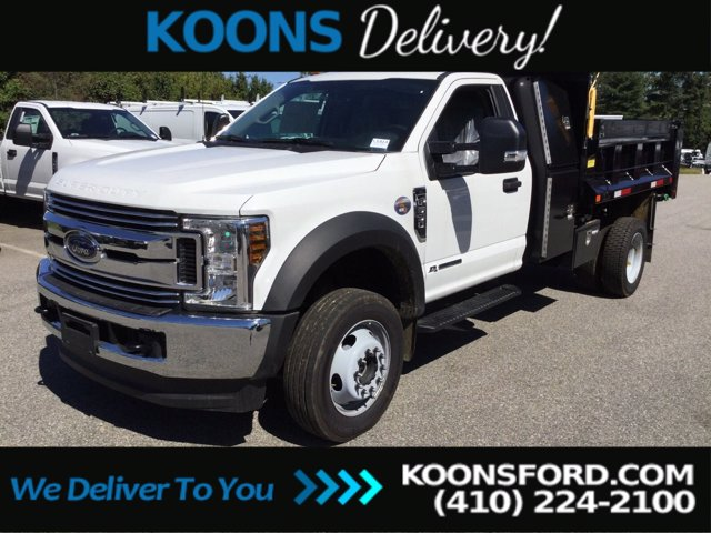 2019 Ford F-550 Regular Cab DRW 4x4, Godwin Dump Body #L1414 - photo 1