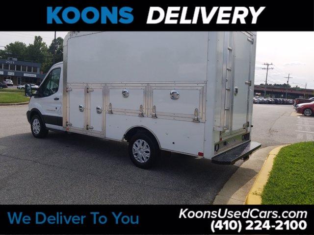 2019 Ford Transit 350 RWD, Service Utility Van #L1442A - photo 2
