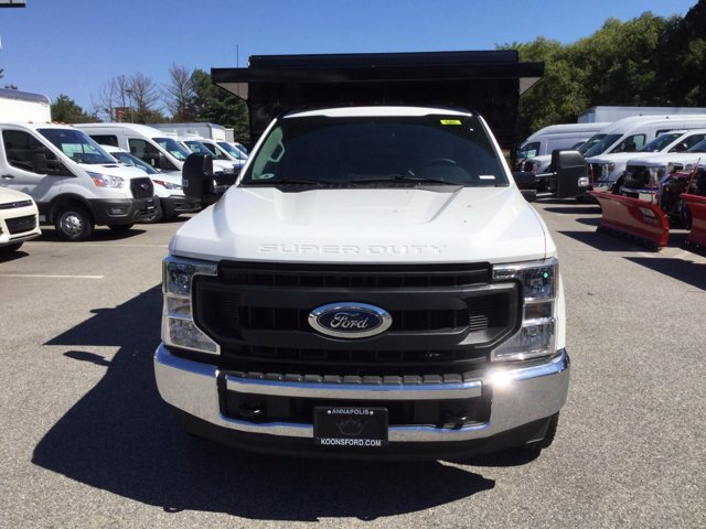 2020 Ford F-350 Regular Cab DRW RWD, Rugby Landscape Dump #L1455 - photo 3