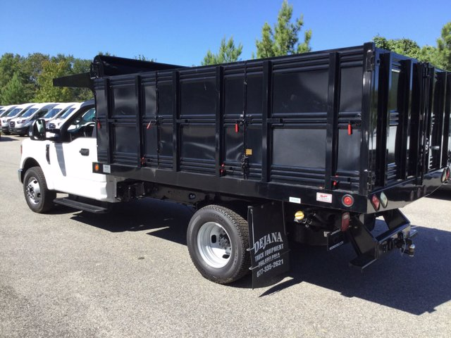 2020 Ford F-350 Regular Cab DRW RWD, Rugby Landscape Dump #L1455 - photo 2