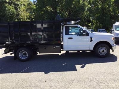 2020 Ford F-350 Regular Cab DRW 4x2, Rugby Landscape Dump #L1455 - photo 5