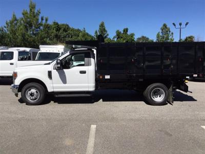 2020 Ford F-350 Regular Cab DRW RWD, Rugby Landscape Dump #L1455 - photo 8