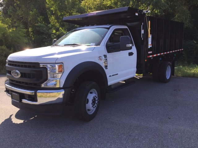 2020 Ford F-450 Regular Cab DRW RWD, Morgan Landscape Dump #L1535 - photo 1