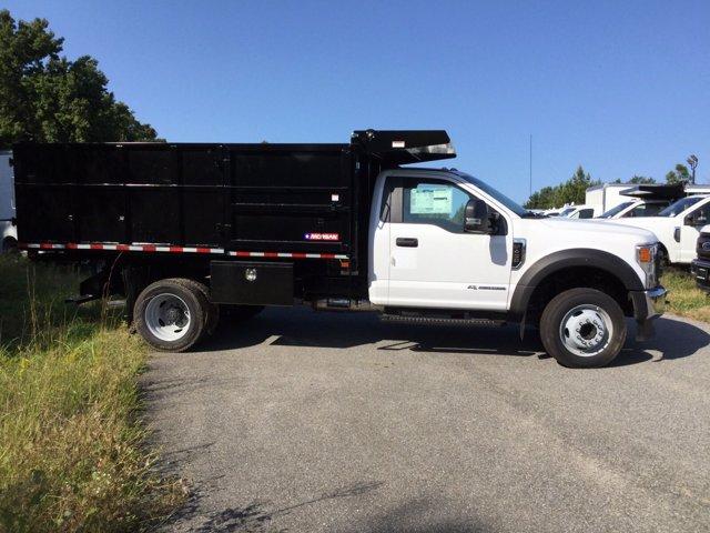2020 Ford F-450 Regular Cab DRW 4x2, Morgan Landscape Dump #L1535 - photo 5