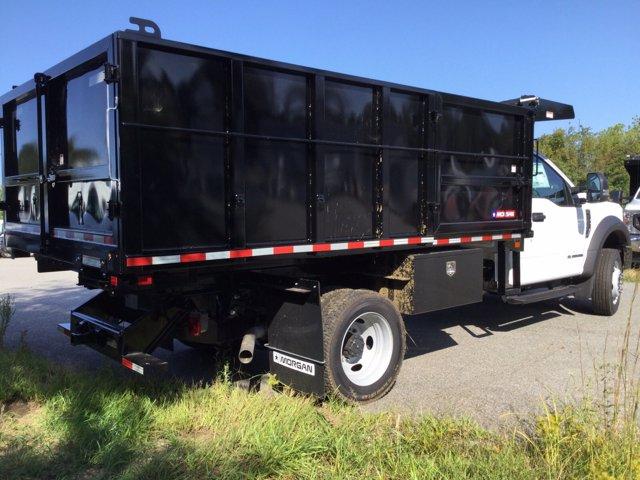 2020 Ford F-450 Regular Cab DRW 4x2, Morgan Landscape Dump #L1535 - photo 6
