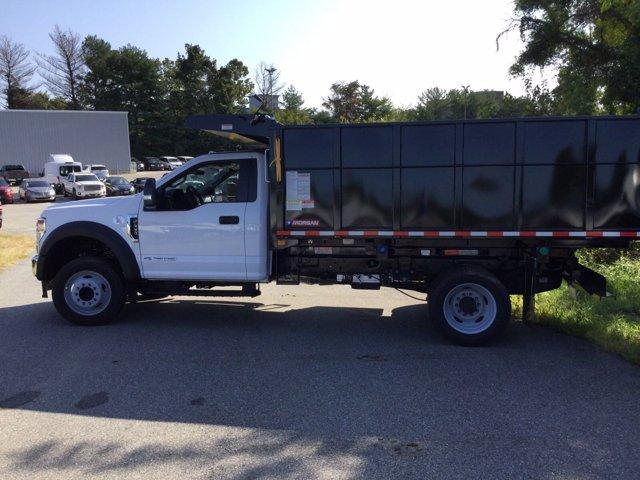 2020 Ford F-450 Regular Cab DRW 4x2, Morgan Landscape Dump #L1535 - photo 8