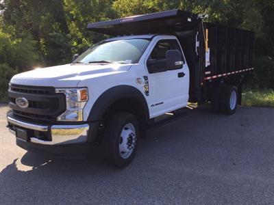 2020 Ford F-450 Regular Cab DRW RWD, Morgan Landscape Dump #L1535 - photo 1