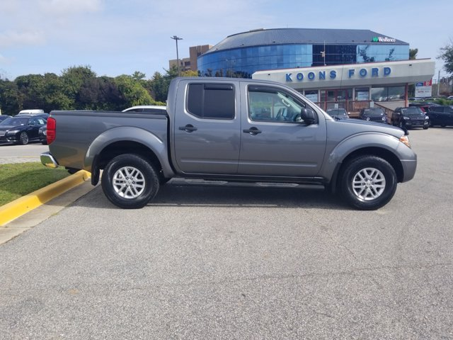 2016 Nissan Frontier Crew Cab 4x4, Pickup #L1547A - photo 5