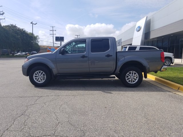2016 Nissan Frontier Crew Cab 4x4, Pickup #L1547A - photo 8