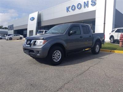 2016 Nissan Frontier Crew Cab 4x4, Pickup #L1547A - photo 1