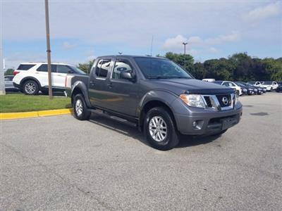 2016 Nissan Frontier Crew Cab 4x4, Pickup #L1547A - photo 4