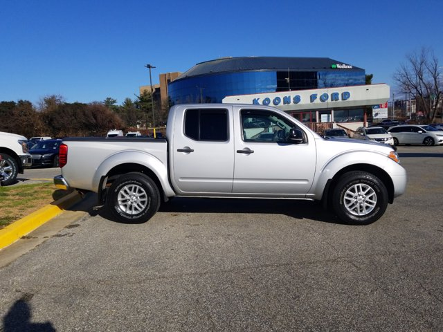 2014 Nissan Frontier 4x4, Pickup #L1547B - photo 5