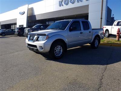 2014 Nissan Frontier 4x4, Pickup #L1547B - photo 1