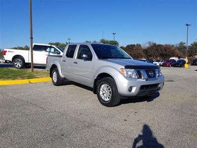 2014 Nissan Frontier 4x4, Pickup #L1547B - photo 4