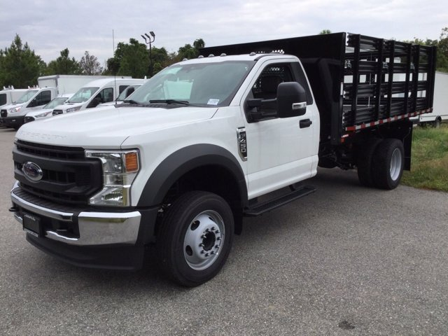 2020 Ford F-450 Regular Cab DRW 4x2, Morgan Stake Bed #L1559 - photo 1