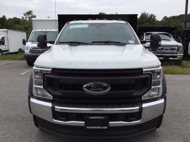 2020 Ford F-450 Regular Cab DRW 4x2, Morgan Prostake Stake Bed #L1559 - photo 3
