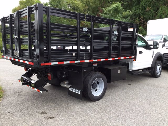 2020 Ford F-450 Regular Cab DRW RWD, Morgan Prostake Stake Bed #L1559 - photo 6