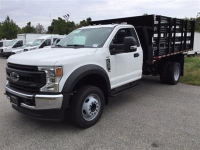 2020 Ford F-450 Regular Cab DRW 4x2, Morgan Prostake Stake Bed #L1559 - photo 1