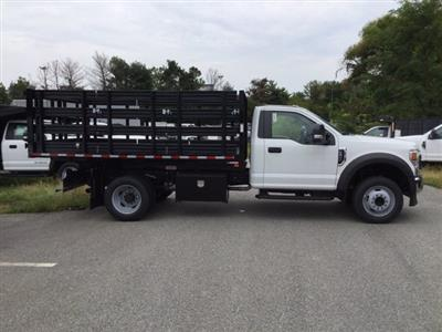 2020 Ford F-450 Regular Cab DRW RWD, Morgan Prostake Stake Bed #L1559 - photo 5