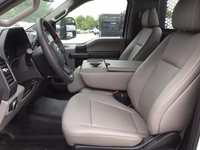 2020 Ford F-550 Regular Cab DRW RWD, Platform Body #L1614 - photo 11