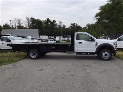 2020 Ford F-550 Regular Cab DRW RWD, Platform Body #L1614 - photo 5